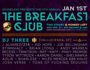 Breakfast Club 2016 facebook banner