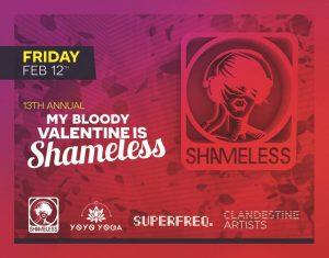 My Bloody Valentine Web Banner